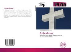 Capa do livro de Ostlandkreuz