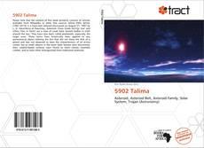 Borítókép a  5902 Talima - hoz
