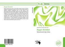 Portada del libro de Roger Amidon