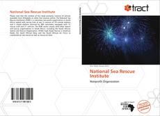 Borítókép a  National Sea Rescue Institute - hoz