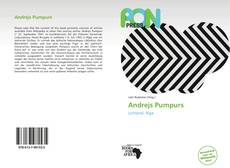 Andrejs Pumpurs kitap kapağı