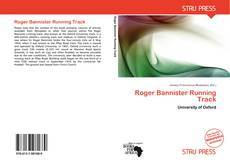 Bookcover of Roger Bannister Running Track