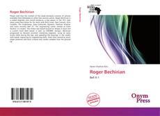 Roger Bechirian的封面