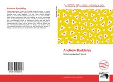 Copertina di Andrew Baddeley