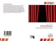 Copertina di Teatro Olimpico