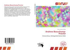 Bookcover of Andrew Beauchamp-Proctor