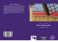 Beek (Niederlande) kitap kapağı