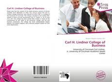 Capa do livro de Carl H. Lindner College of Business