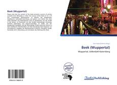 Bookcover of Beek (Wuppertal)