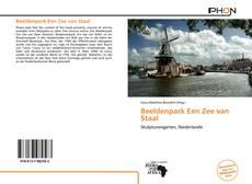 Capa do livro de Beeldenpark Een Zee van Staal
