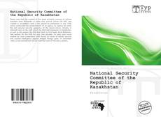National Security Committee of the Republic of Kazakhstan kitap kapağı