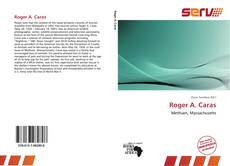 Bookcover of Roger A. Caras