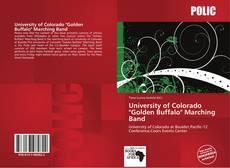 "University of Colorado ""Golden Buffalo"" Marching Band的封面"
