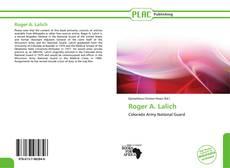 Roger A. Lalich的封面