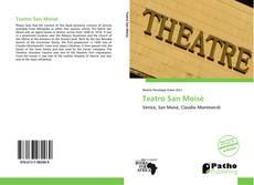 Capa do livro de Teatro San Moisè