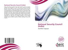 Portada del libro de National Security Council (India)
