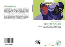 Обложка Colorado Buffaloes