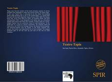 Teatro Tapia kitap kapağı