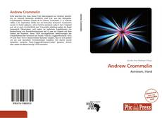Bookcover of Andrew Crommelin