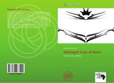 Bookcover of Ostrogski Coat of Arms