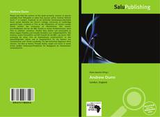 Bookcover of Andrew Dunn