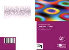 Couverture de Andrew Francis