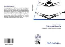 Bookcover of Ostrogski Family