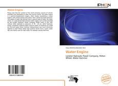 Copertina di Water Engine