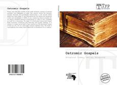Bookcover of Ostromir Gospels