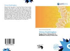 Buchcover von Vinny Codrington