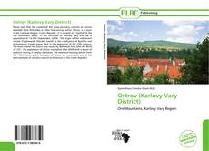 Portada del libro de Ostrov (Karlovy Vary District)