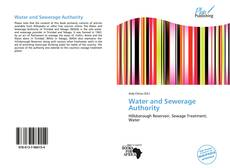 Buchcover von Water and Sewerage Authority
