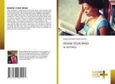 Buchcover von RENEW YOUR MIND