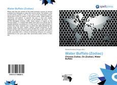 Water Buffalo (Zodiac)的封面
