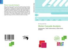 Couverture de Water Cascade Analysis