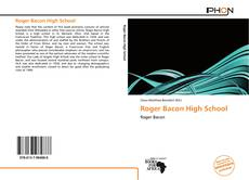 Buchcover von Roger Bacon High School