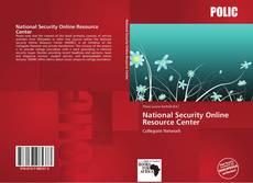 National Security Online Resource Center的封面
