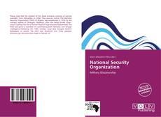 Buchcover von National Security Organization
