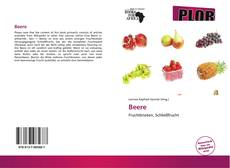 Buchcover von Beere