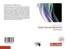 Обложка Roger Bennett (Musician)