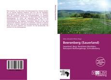 Buchcover von Beerenberg (Sauerland)