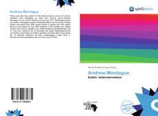 Buchcover von Andrew Montague