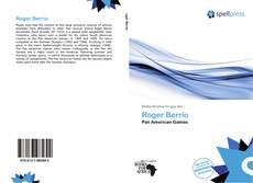 Bookcover of Roger Berrio