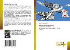 Bookcover of PROPHETIC EVENTS