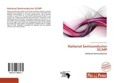 Обложка National Semiconductor SC/MP