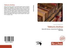 Обложка Tebtunis Archive
