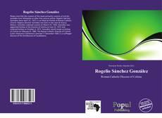 Rogelio Sánchez González kitap kapağı