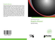 Portada del libro de Rogelio Álvarez