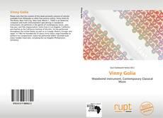 Bookcover of Vinny Golia