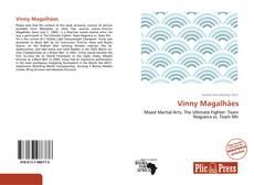 Обложка Vinny Magalhães